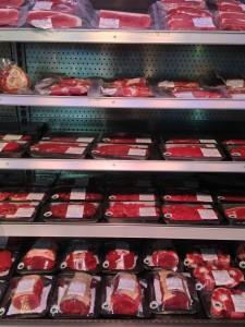 Welsh Black Beef at Hooton's Farm Shop