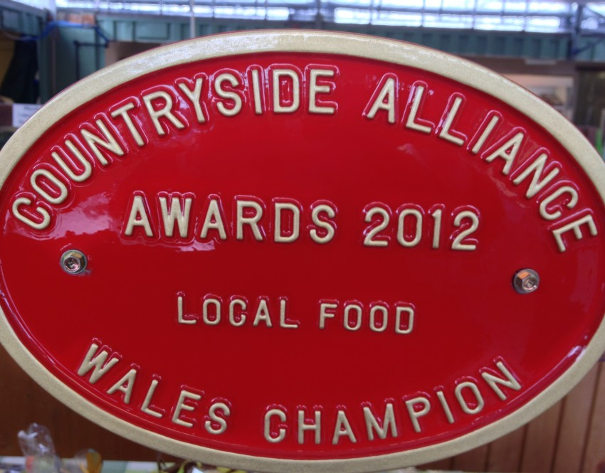 Hooton's Homegrown...Countryside Alliance Wales Champion