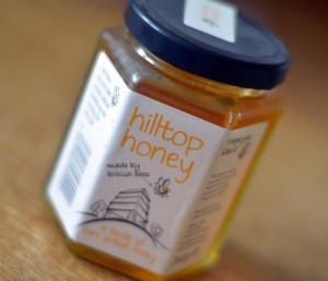 Welsh Honey at Hooton's Farm Shop