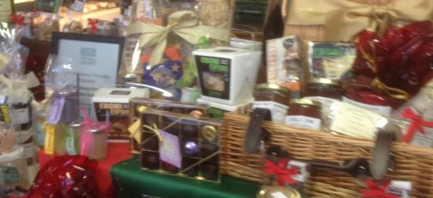 Christmas at the Farm Shop
