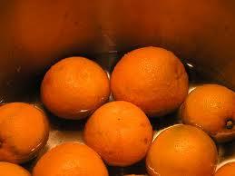 homemade seville orange marmalade